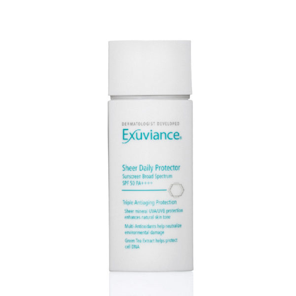Targeted Serum/Concentrate Sheer Daily Protector SPF50